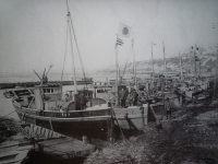 Рыбный порт г. Маока