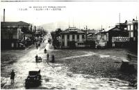 Привокзальная площадь г. Тоехара.