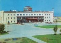 Аэропорт г. Южно-Сахалинска