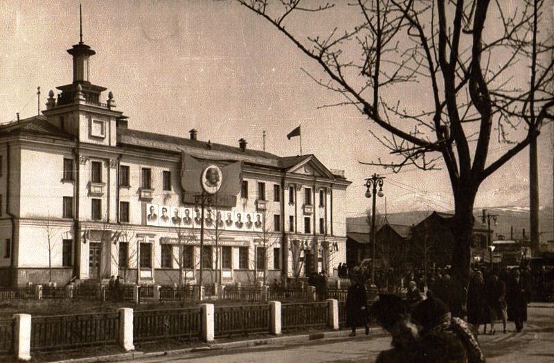 Гостиница Монерон.