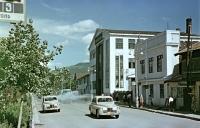 Улица Сталица. Японское здание. В нем находился Сахалинуголь