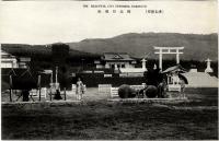 Храм Гококу Дзинзя.