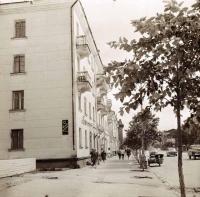 Дом по улице Ленина 125.
