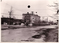 Май 1957 года. Улица Сталина.