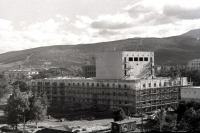 Строительство нового здания Сахалинского областного драматического театра им. А.П. Чехова