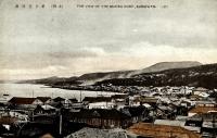 Вид на порт Маока.