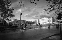 Площадь им. В.И. Ленина. (Дата съемки приблизительна)
