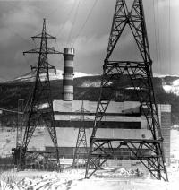 Первый энергоблок Южно-Сахалинской ТЭЦ-1