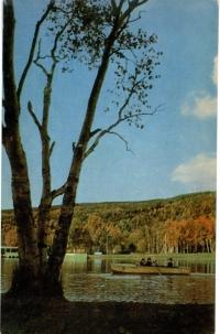 Озеро Верхнее. Городской парк КиО.