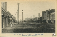 Главная улица Оодори. г. Тоехара.