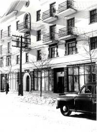 Магазин по улице Ленина.