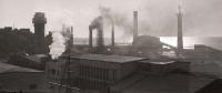 Холмский целлюлозно-бумажный завод.