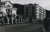 Улица Ленина и кинотеатр Мир