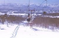Канатно-кресельная дорога на турбазу
