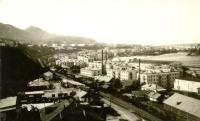 Общий вид на город Холмск