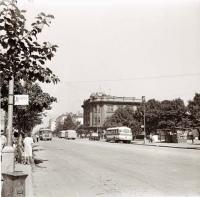 Здание Управления внутренних дел Сахоблисполкома.