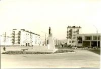 Памятник В.И. Ленину на площади Ленина г. Холмск