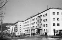 Улица Советская, гостиница
