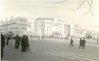 Здание горсиполкома г. Южно-Сахалинск
