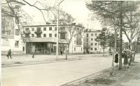 Коммунистический проспект, жилые дома района