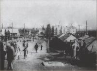 Улица Морская, от Дома культуры моряков до железнодорожного переезда г. Холмск
