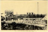 Целлюлозно-бумажная фабрика Оджи в г. Нода