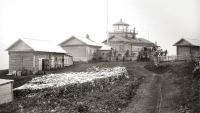 Жонкиерский маяк. Построен в 1886 году