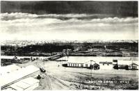 Панорамный вид целлюлозно-бумажной фабрики в г. Сикука. 4 из 4.