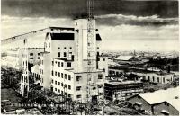 Панорамный вид целлюлозно-бумажной фабрики в г. Сикука. 3 из 4.
