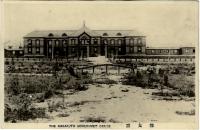 Территория военного гарнизона г. Тойохара