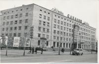 Гостиница Сахалин в Южно-Сахалинске