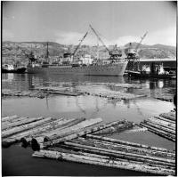 Серия снимков. Холмский порт. Сахалин