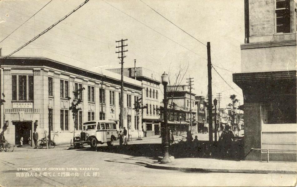 Отделение Хоккайдо Такусёку Банк в Оодомари