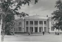 Открытка. Южно-Сахалинск. Гостиница