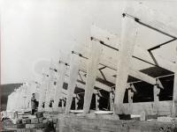 Строительство стадиона Спартак  в г. Южно‐Сахалинске.