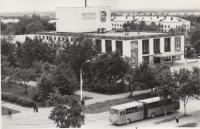 Вид на Драматический театр им. А.П. Чехова