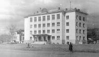 Здание Горисполком.