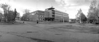 Здание Сахалинэнерго. г. Южно-Сахалинск.