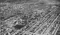 Тоёхара с высоты птичего полета. 1930-е годы.