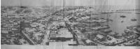 Отомари (Корсаков), панорама города 1927-1929 гг.