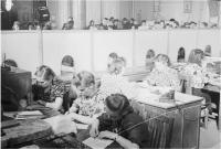Старая почта, машинный зал. Август 1952 года
