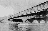 Большой западный мост в г. Тоехара