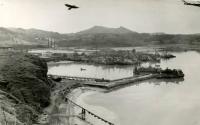 Общий вид на с. Крабозаводское и бухту Крабовое