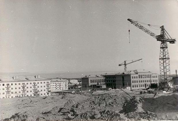 Строительство школы №2