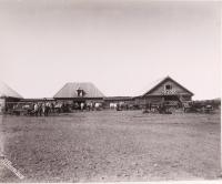 Скотный и конюшенный двор села Рыковское