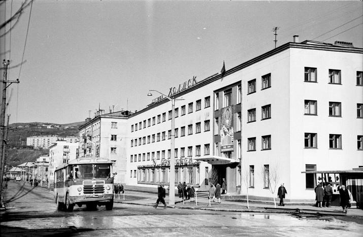 Гостиница Холмск