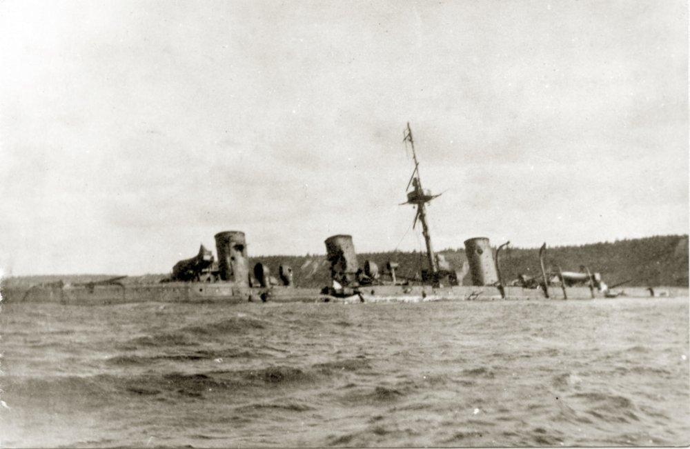 Крейсер 2-го ранга
