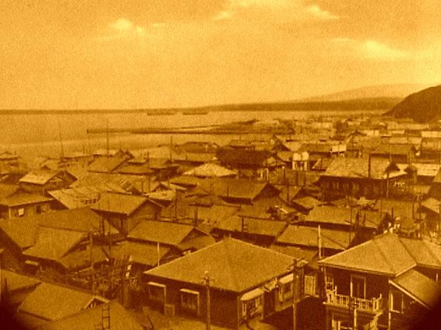 Кварталы Хама-Сигай в районе северного ковша