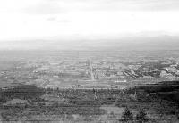 Вид на город с турбазы