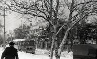 Здание Сахалинского Обкома Партии КПСС